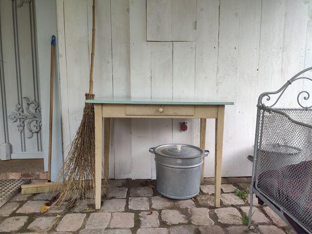 Stół kuchenny prl vintage