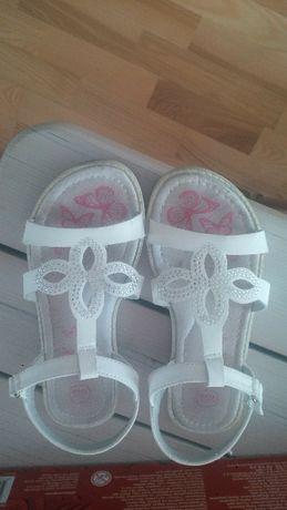 Sandałki dziewczęce Coolclub rozmiar 31
