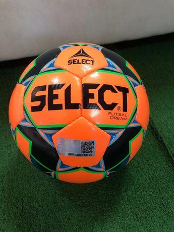 Футзальний м'яч Select Futsal Dream 4 новий FIFA PRO