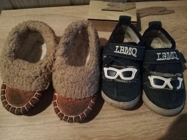 Kapcie I buty