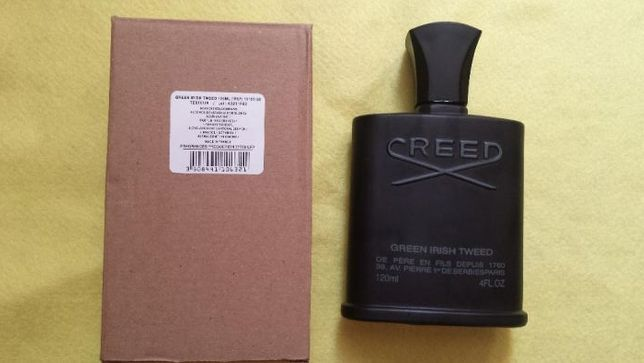 Creed Green Irish Tweed EDP 120 ml Tester