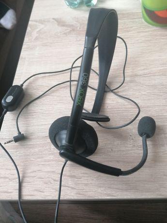 Sluchawki nowe xbox 360
