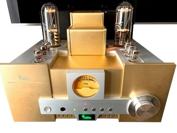 Wzmacniacz Lampowy Yaqin MS-650B Klasa A Trioda 40kg Końcówka Mocy