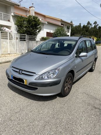 Peugeot 307 1.4 HDi (carro económico)