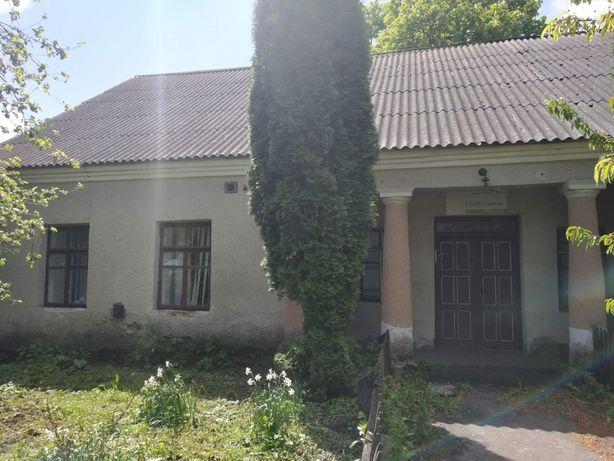 Будинок (контора) с. Заруддя, Збаразький р-н., Тернопільська область