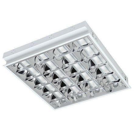 Светильник растровый внутренний с вставками 600*600 48Вт