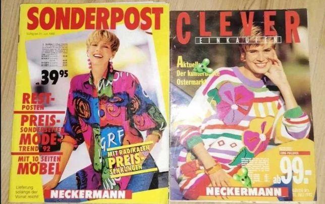 Katalog Neckermann 1992