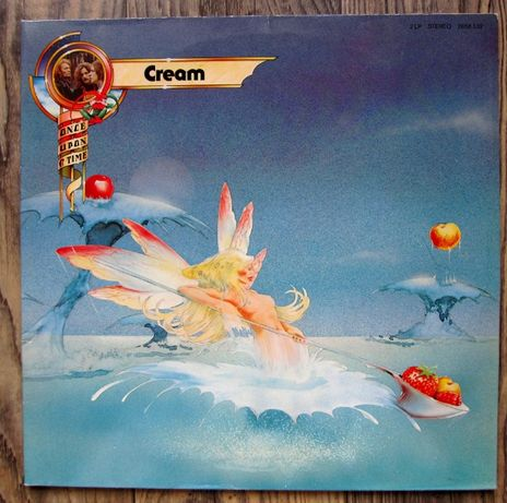 Cream – Once Upon a Time, 2LP winyl 12'', 33 rpm, NM, UNIKAT