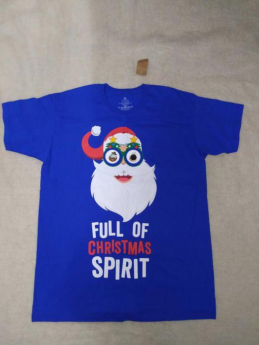 Новая новогодняя мужская футболка Житомир - изображение 1