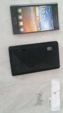 L5- ETUI NA TELEFON LG -nowe, nieużywane