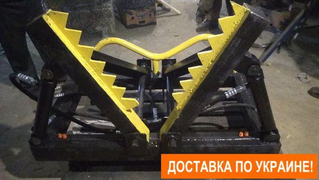 Корчеватель Пней на Трактор МТЗ или Т150 с Гидравлическим Приводом