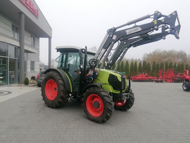 Ładowacz TUR INTER-TECH 1600 kg Class, Ursus, Zetor, NH, CASE, JD