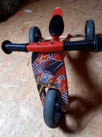 Rower biegowy 3 kołowy