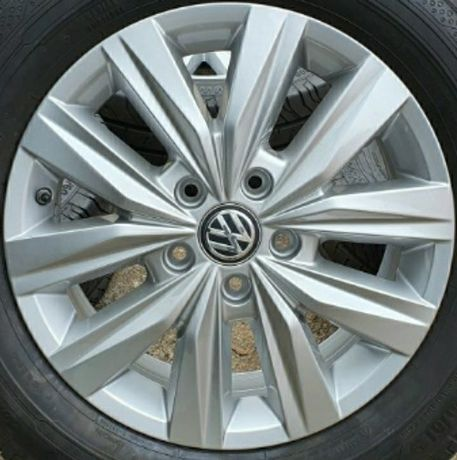 Felgi VW Crafter 2N0 17cali 6,5 5x120 et60 Stan bardzo dobry