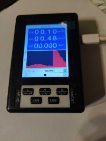 Новий дозиметр-радіометр BR-9B