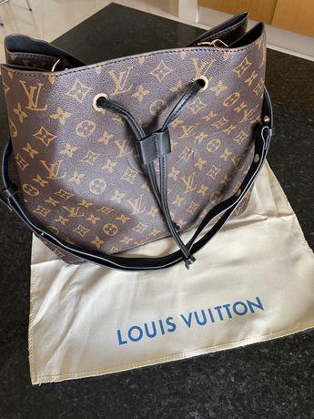 Carteira Saco Louis Vuitton - Novidade