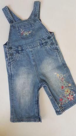 Mothercare джинсовий комбінезон Безкоштовна доставка через олхукрпошту