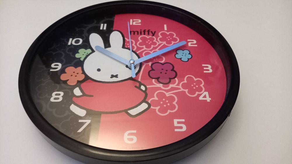 Zegar Miffy dla dziewczynki Gdańsk - image 1