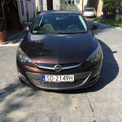 Opel Astra J 1.4 T 140KM Benzyna + Lpg