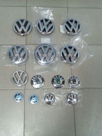 Эмблема VW Volkswagen