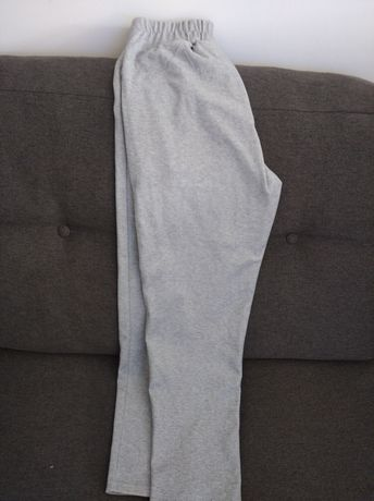 Spodnie m s  siwe .
