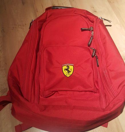 Duży Plecak Ferrari Idealny wysyłka