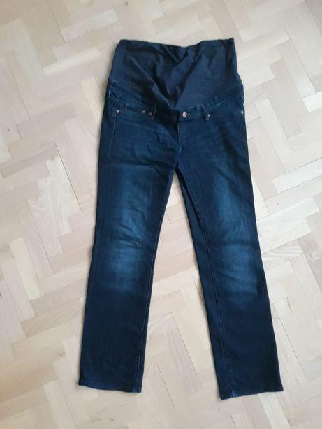 Spodnie ciążowe jeansowe HM mama