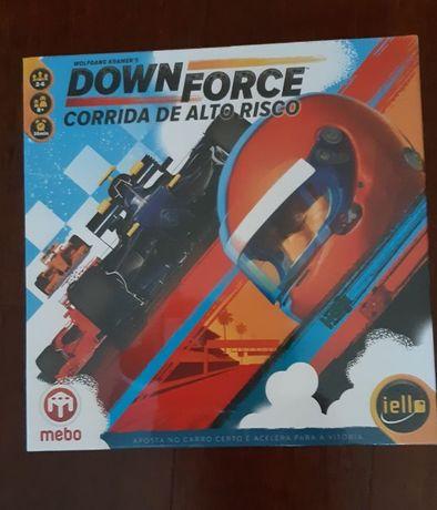Jogo de Tabuleiro Mebo Games Downforce - Corrida de Alto Risco (NOVO)