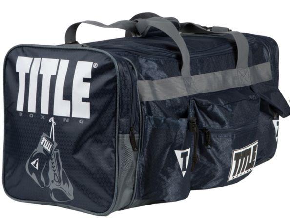 Экипировочная сумка TITLE Тайтл