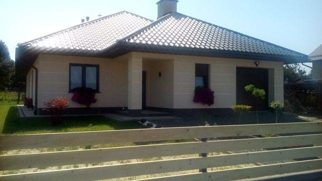 Продам проект одноэтажного дома с гаражом