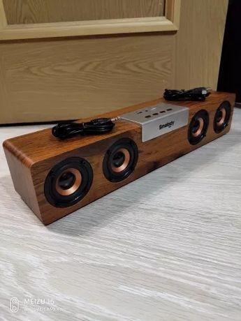 Soundbar/Głośnik bezprzewodowy  bluetooth 4x5w, Radio, nowy