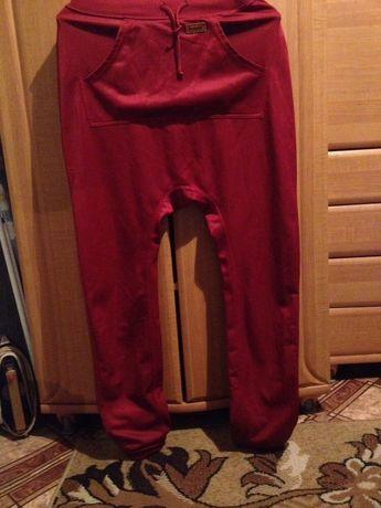Спортивные штаны с матней , галифе