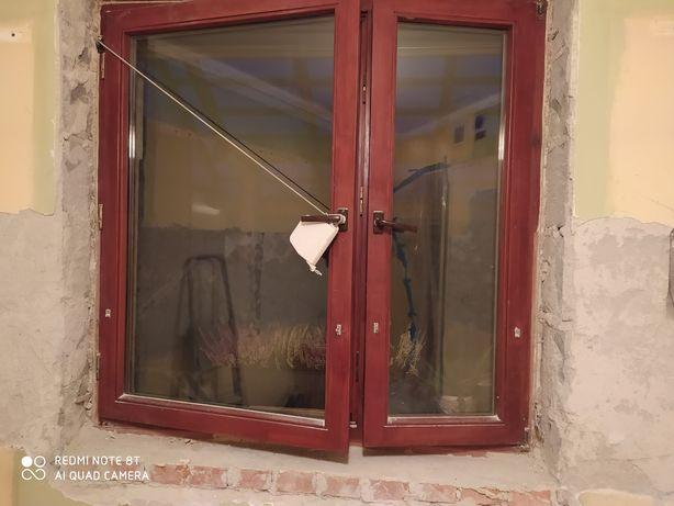 Okno drewniane 150x150