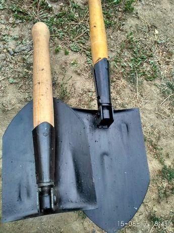 Саперная складная лопата универсальная