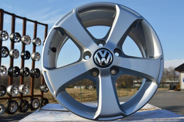 """RSCAR"" - Oryginalne felgi VW 15"" 5x112 NOWE!"