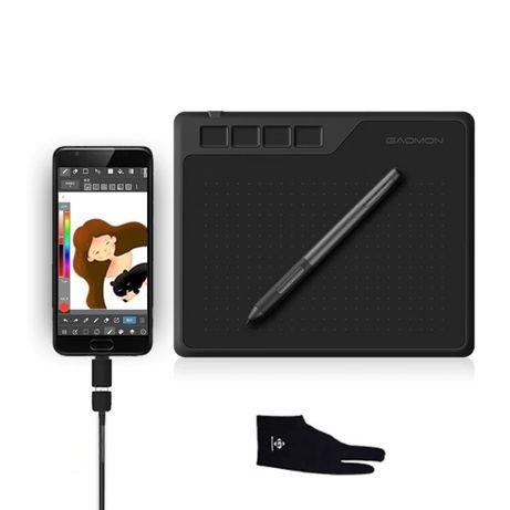 Tablet graficzny Gaomon S620 + GRATIS