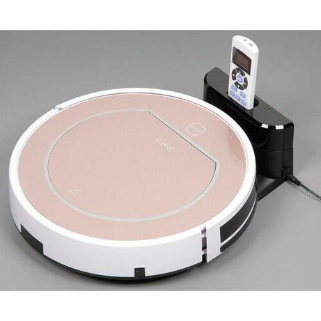Робот-пылесос с влажной уборкой ILIFE V7s Plus