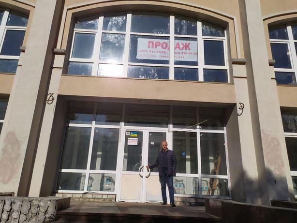 Будівля під банк, офіси, клініки, кафе, супермаркет, магазин