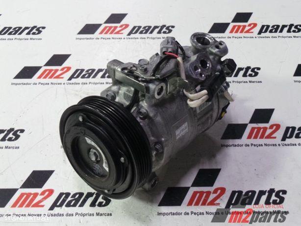 Compressor de ar condicionado Cor Unica MERCEDES-BENZ CLA/MERCEDES-BENZ Classe A...