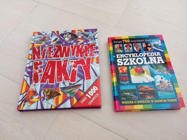 Książki naukowe dla dzieci NOWE