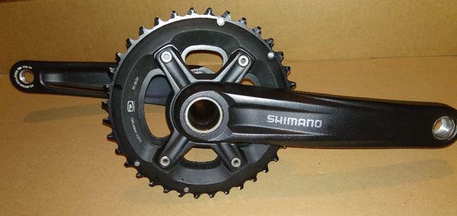 korba SHIMANO FC-MT500 Deore 2x10 lub 2x11 lub 1x11 blaty 36-26
