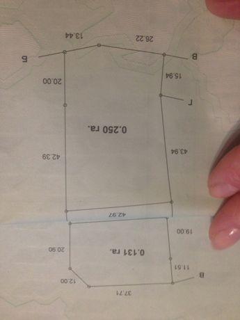 Земельный участок 38 соток Ясногородка