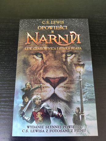 Opowieści z Narnii. Lew czarownica i stara szafa