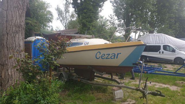 Konrad łódź żaglowa