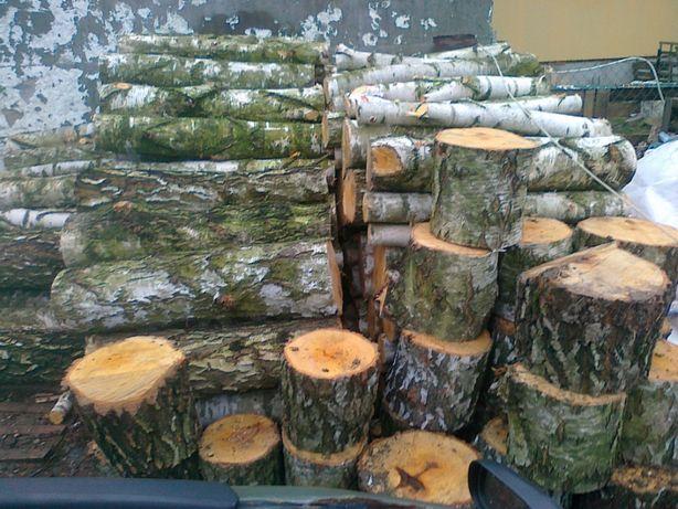 DRZEWO drewno sprzedam brzoza - olcha