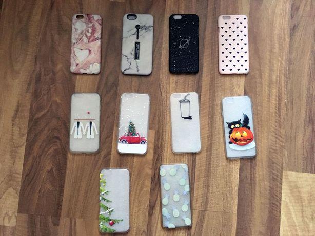 Pokrowiec case iPhone 6/6s | 10 szt