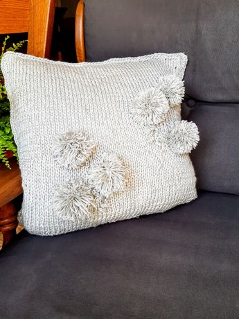 Ozdobna poszewka na poduszkę