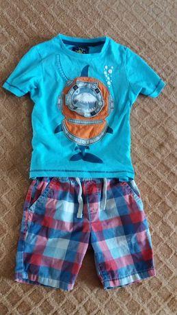 Крутой летний набор.Майка футболка шорты.