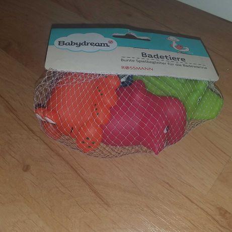 Zabawki do kąpieli babydream nowe