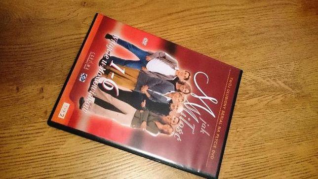 M jak Miłość odcinki 1-6 DVD